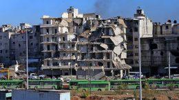 Aleppo aid