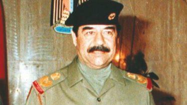 Saddam should have been left