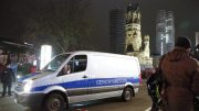 Truck rams into Berlin Christmas market
