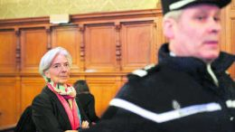 IMF head found guilty