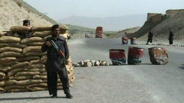 بلوچستان کې د امنیتي