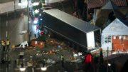 Berlin market attack suspect killed