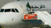 Libyan plane hijack