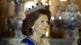 Sweden's Queen Silvia