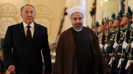 Iran, Kazakhstan to Enhance Cooperation