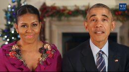 Obamas Final Christmas Message