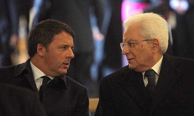 Matteo Renzi's resignation