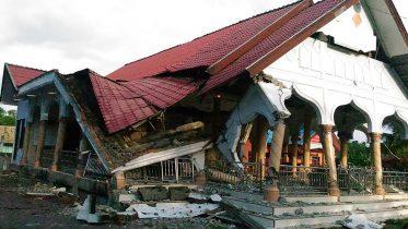 6.5 quake in Indonesia