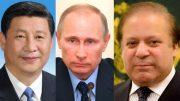 Russia-China-Pakistan axis