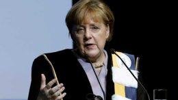 Merkel Vs. Facebook