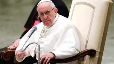 Pope Francis to 'wait and see'