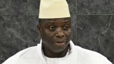 Gambia's Jammeh