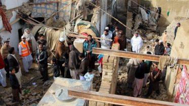 بلوچستان کي سخت باران
