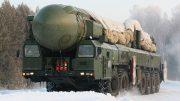 Russian ballistic missile launchers