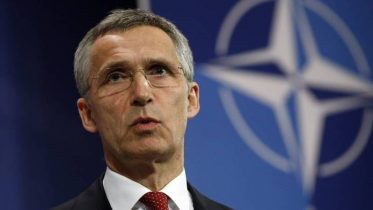 NATO 's support to Afghanistan