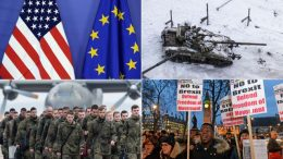 Mike Pence seeks to allay European fears