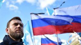 Russia opposition leader Alexei Navalny