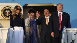 US, Japan First Ladies
