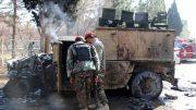 Taliban Suicide Bomber