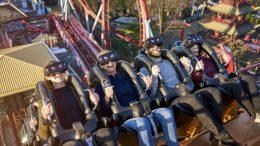 thrill seekers in Denmark