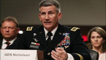 US General about Afghanistan