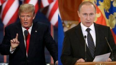Puting-Trump meeting