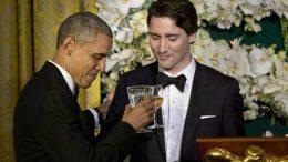 Turmp-Trudeau meeting