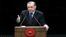 Erdogan warns Europeans
