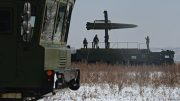 Germany Protests Russian Missiles