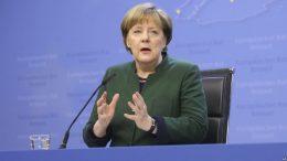 Merkel's visit to Washington