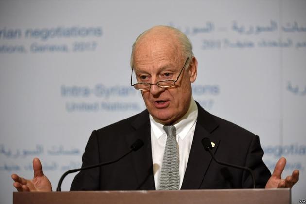 Kazakhstan Plans Syria Talks