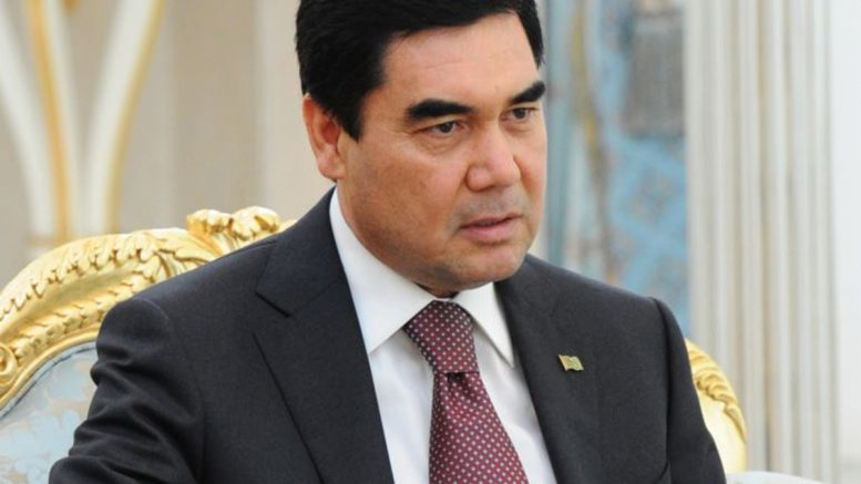 Berdimuhamedov's Qatar visit slated for March 15-16
