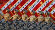 Taiwan says Chinese military threat