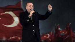 Recep Tayyip Erdogan Tells Turks