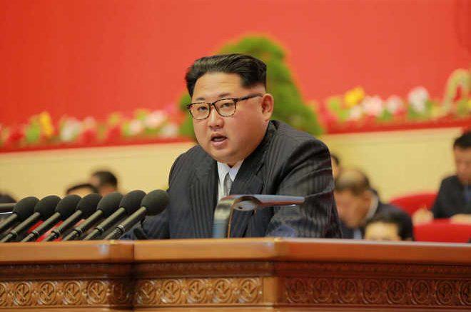 North Korea tests