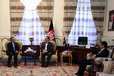 ایران له افغانستان سره