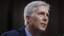 Gorsuch Stresses Independence From Trump