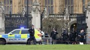 Police officer 'stabbed at UK Parliament'