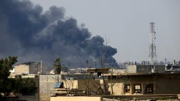 airstrikes in Mosul