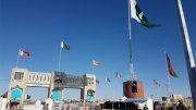 Pak-Afghan border fencing