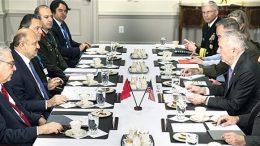 Ankara offers new Raqqa plan to US