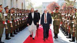 U.S National Security Advisor Arrives In Kabul