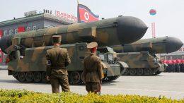 N. Korean missile fails