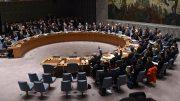 Urgent UN SC Meeting