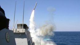 cruise missile strikes on Syria base