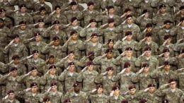 1,500 U.S Soldiers To Deploy To Afghanistan