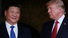 Xi Jinping Visit To First Trump Summit