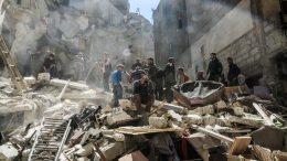 Syrian bloodshed