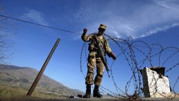 violations along Durand Line