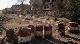 US Strike Against Daesh Depot
